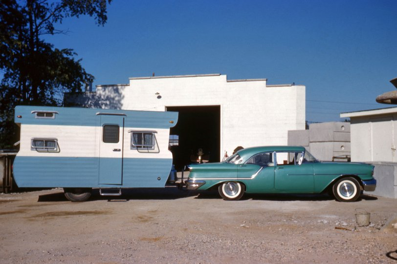 Oldsmobile Home: 1950s