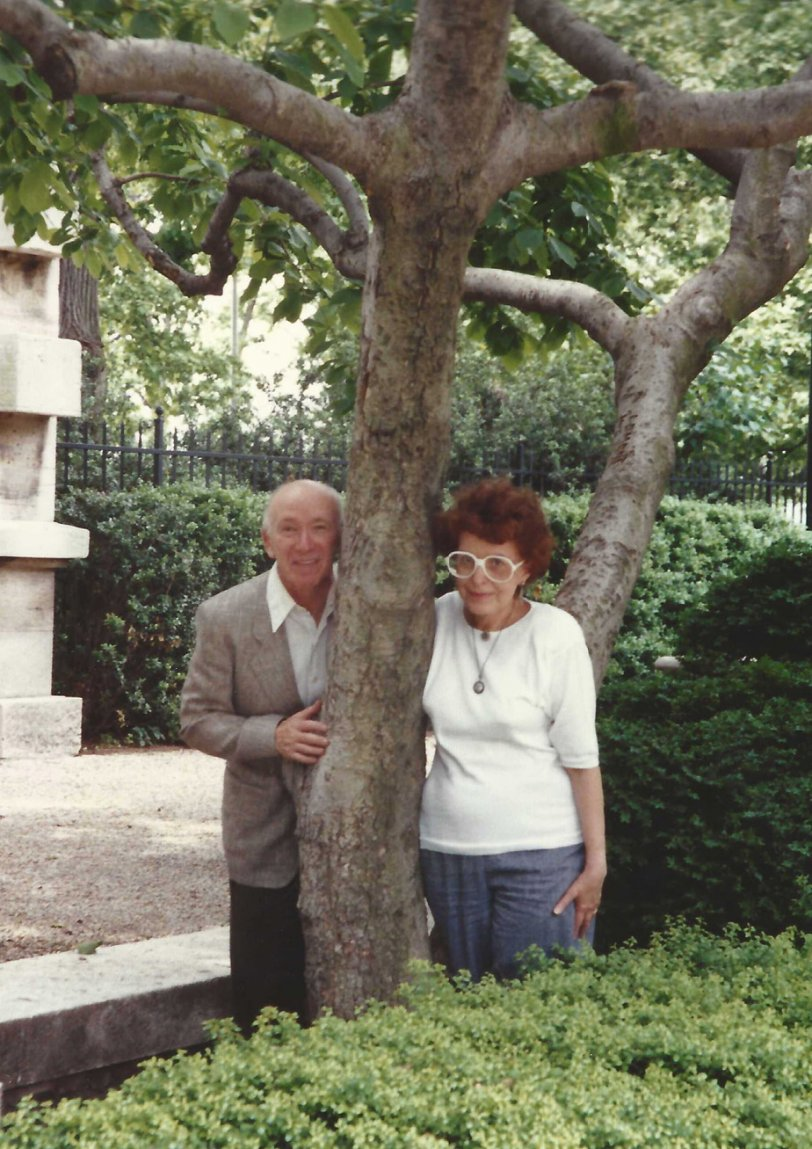 Tree Couple: 1999