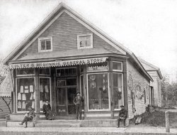 Colter & McGinnis' General Store: 1900