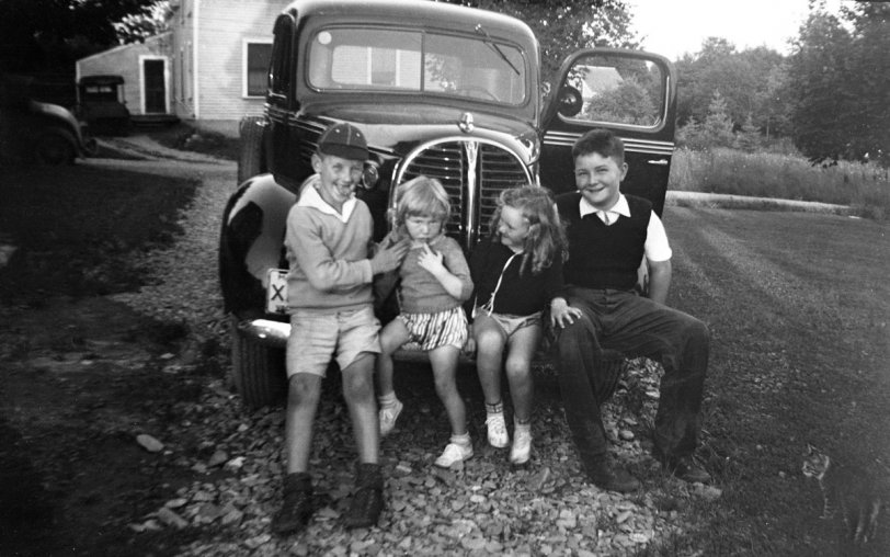 Four Kids and a Truck