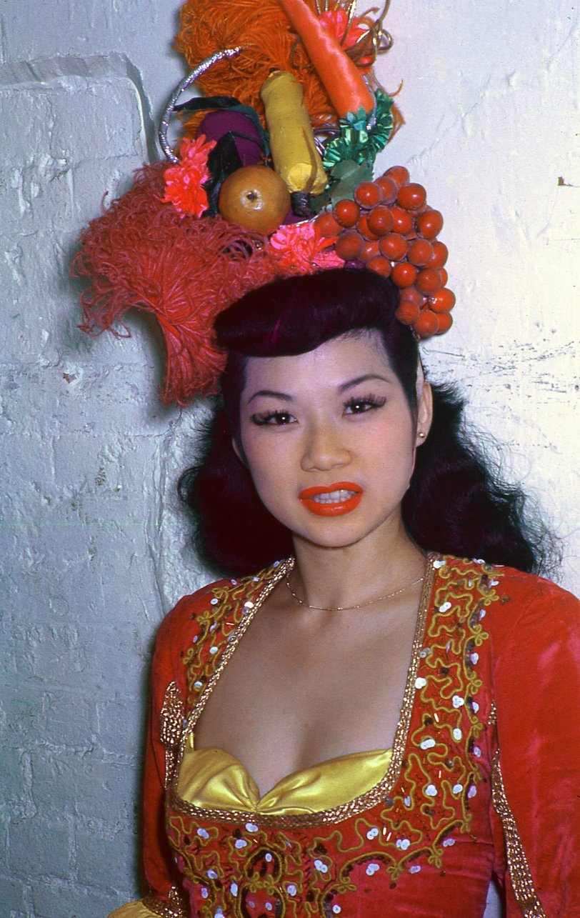 Trudy Kim: 195x