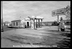 Uncle Bowden McCaskey: 1932