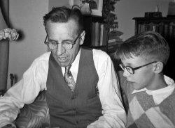 Uncle Frank: 1954