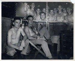 Unknown Marines 1945/46
