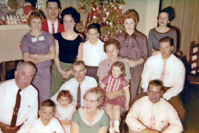 Christmas: 1958