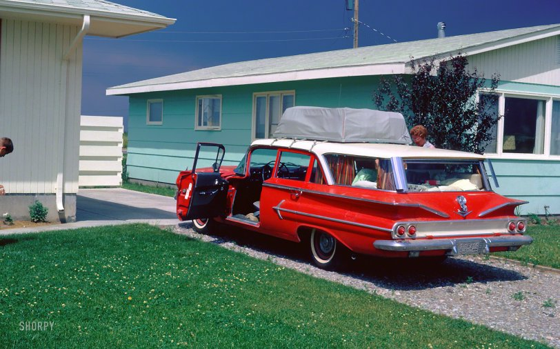 Vacation Wagon: 1964
