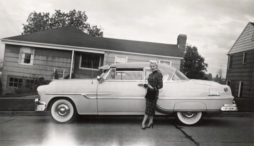 Va-Va-Voom, 1950s