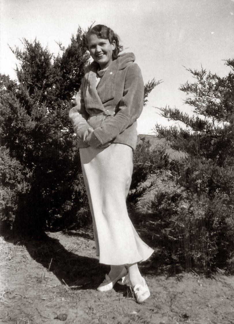Violet Mae Phillips - Spring 1934