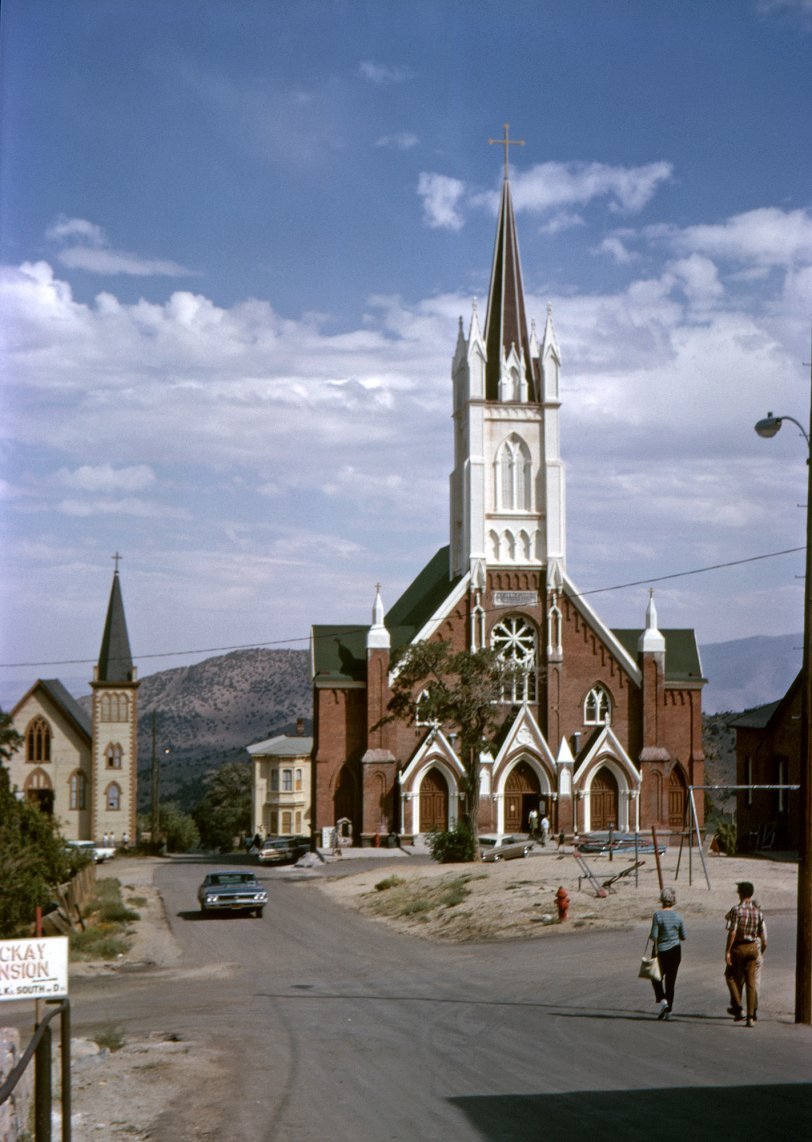 St. Mary in the Mountains: 1966