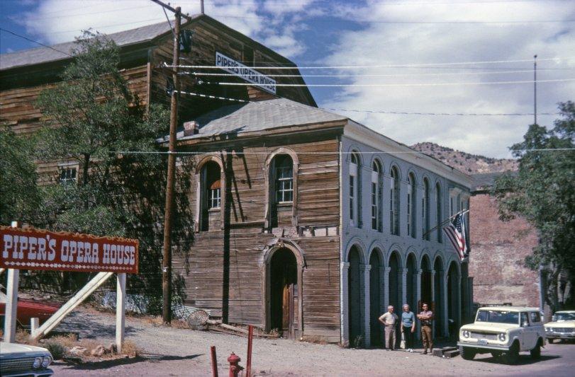 Piper's Opera House: 1966
