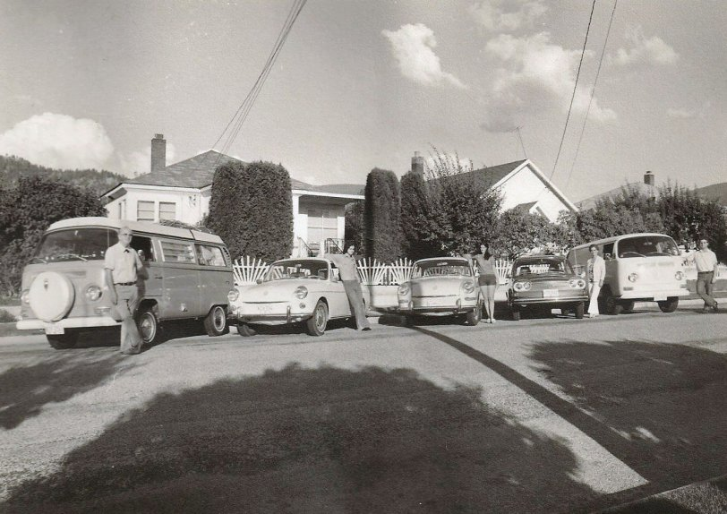 VW Family 1971