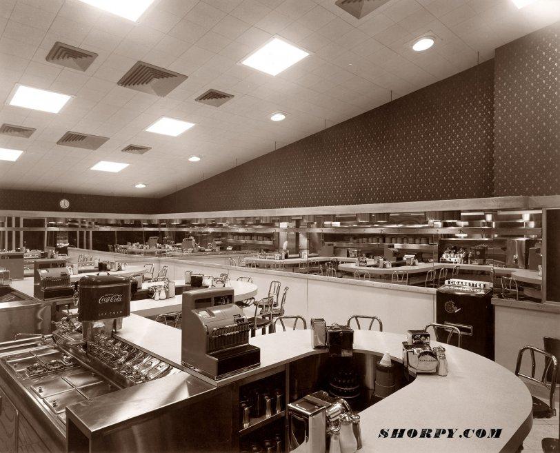 Waffle Shop: 1950