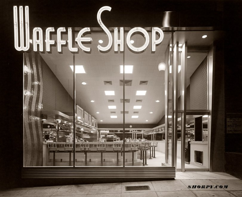 Waffle Shop II: 1950