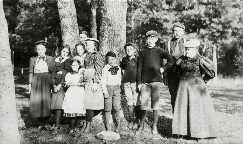 Welch Family: c.1905