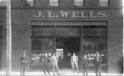 J.L. Wells Store