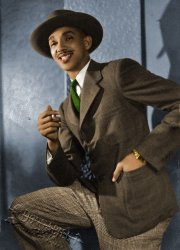Zoot Suit (colorized)