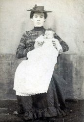 Aunt Willie May: 1901