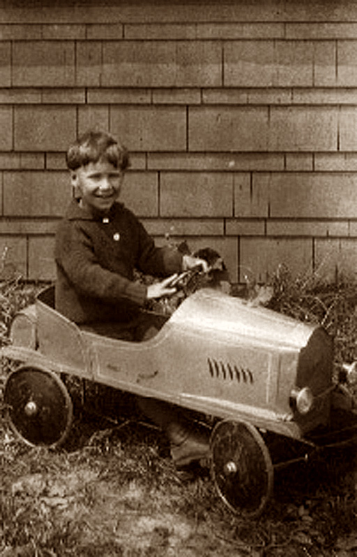 Dad - 1924 or 1925