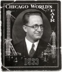 Souvenir: 1933
