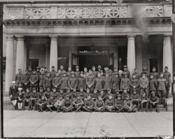 WWI Group Photo