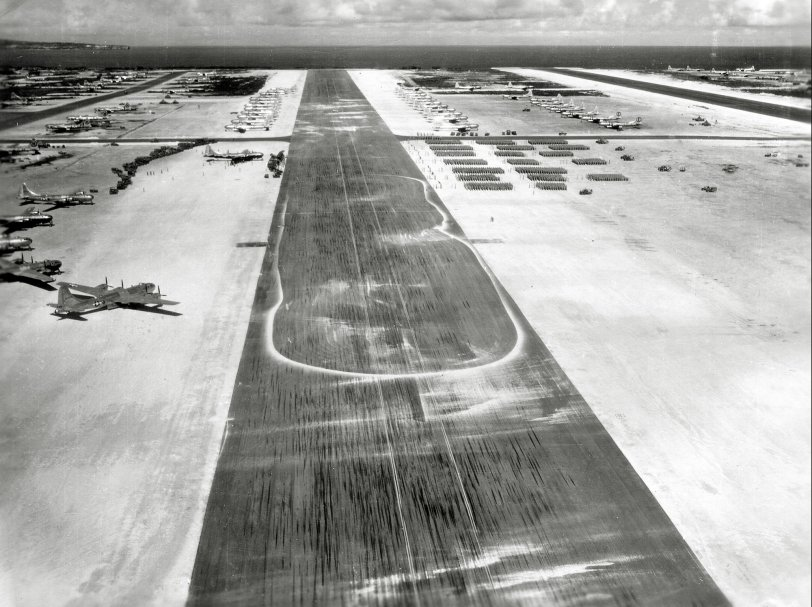 WWII Air Base