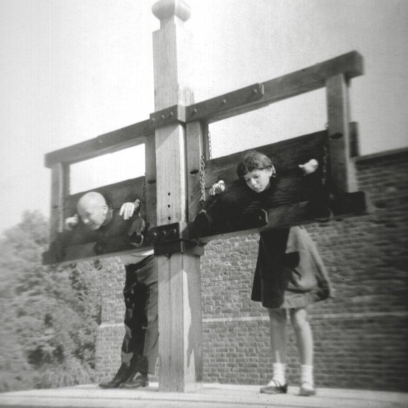 Public Humiliation, Tourist Style: 1964
