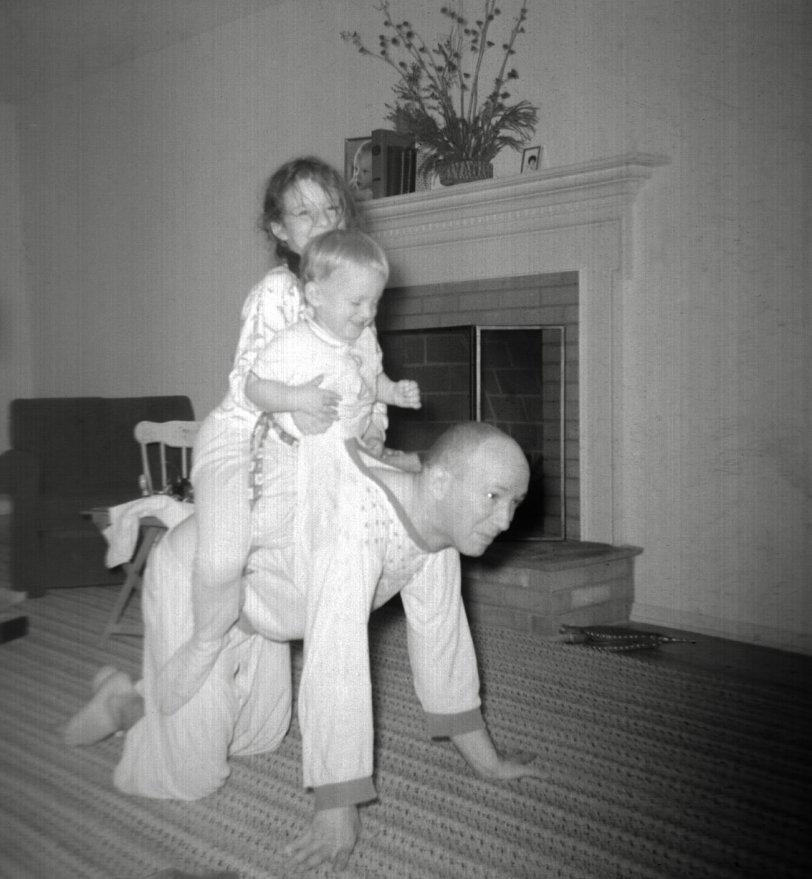 Just Horsing Around: 1963