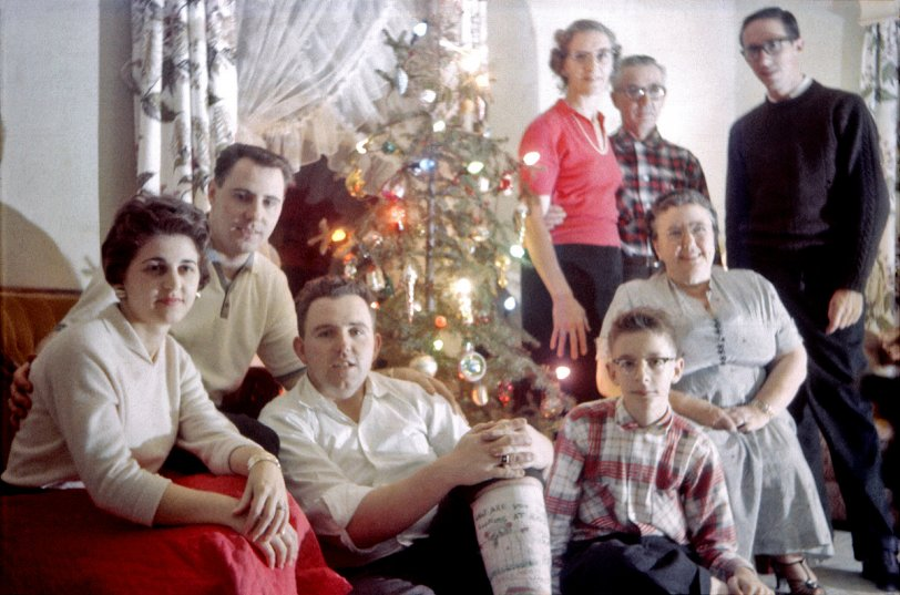 Christmas Break: 1958