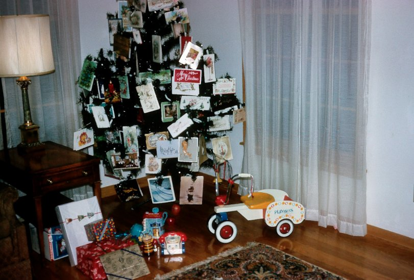 Christmas in Hermitage: 1966