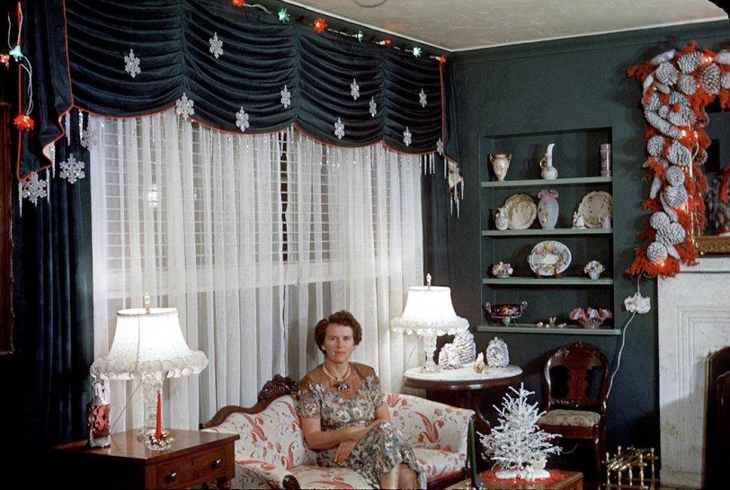 Deck the Halls: 1954