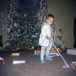 Christmas Clean Sweep: 1961