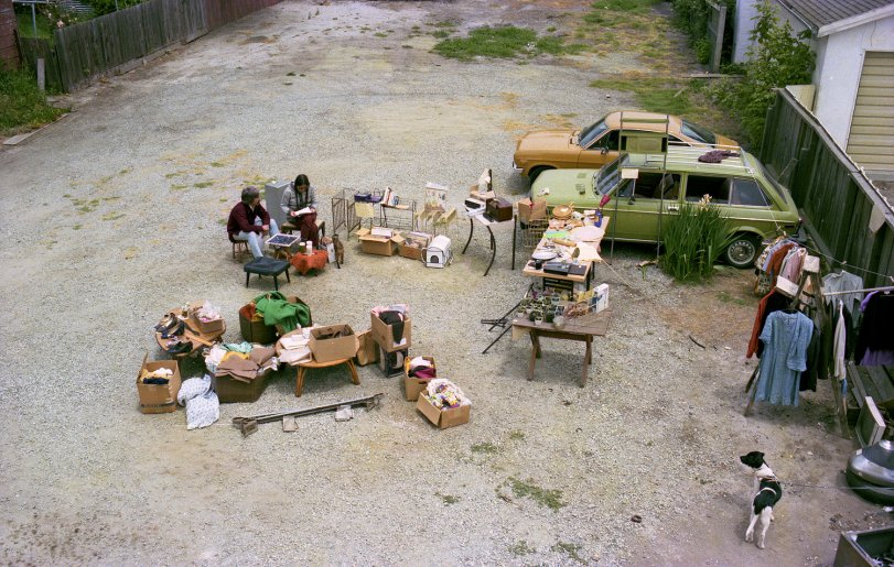The Loneliest Yard Sale: 1975