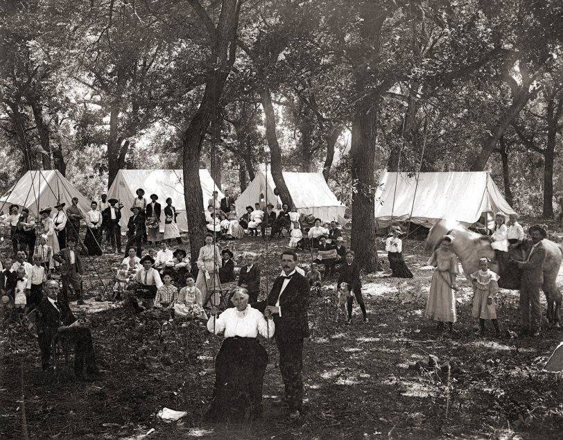 Texas Family Reunion: 1898
