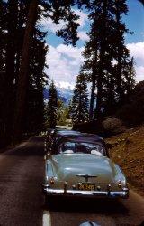 Yosemite: 1954