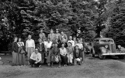 Yosemite Gathering: 1941