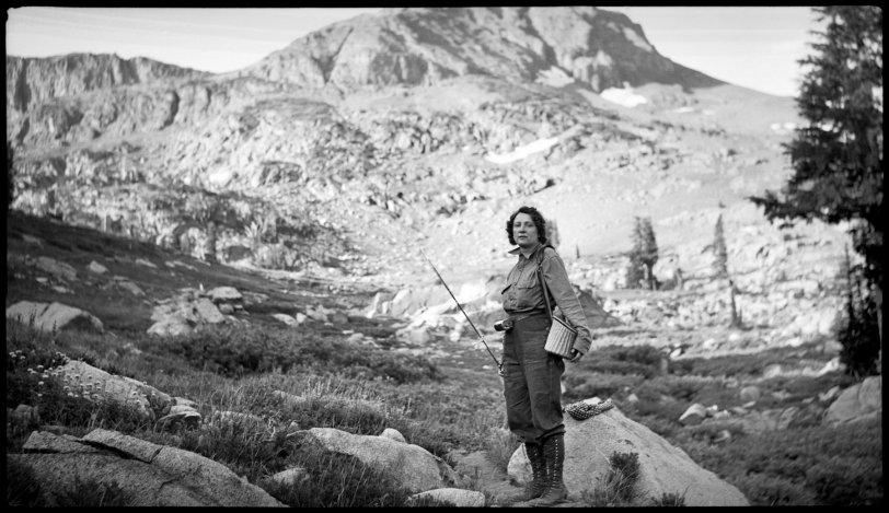 High Sierra: 1930s