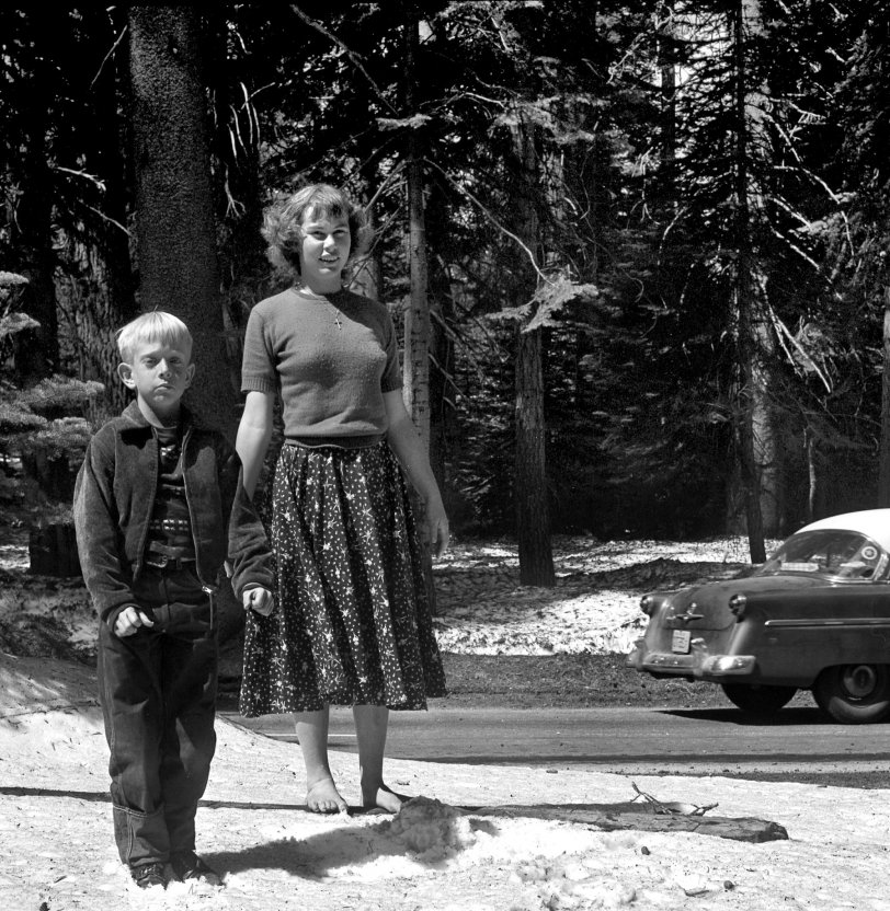 Yosemite: Mid-Fifties