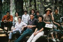 Yosemite High: 1961