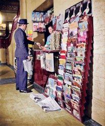 Zines (Colorized): 1940
